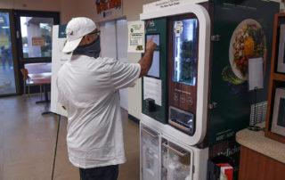 Robotautomaten Sally